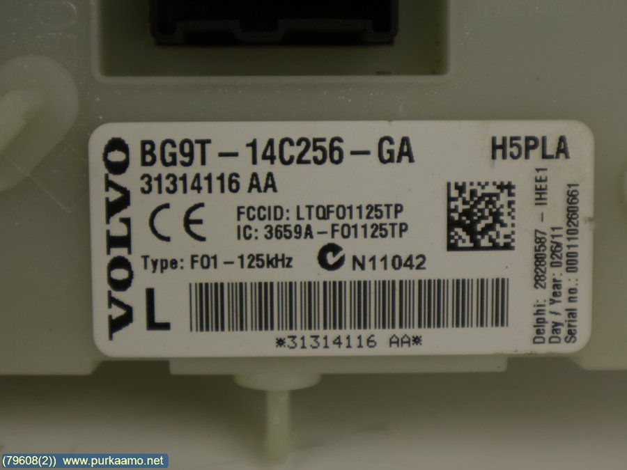 2011 Volvo Xc60 Fuse Box - List of Wiring Diagrams on