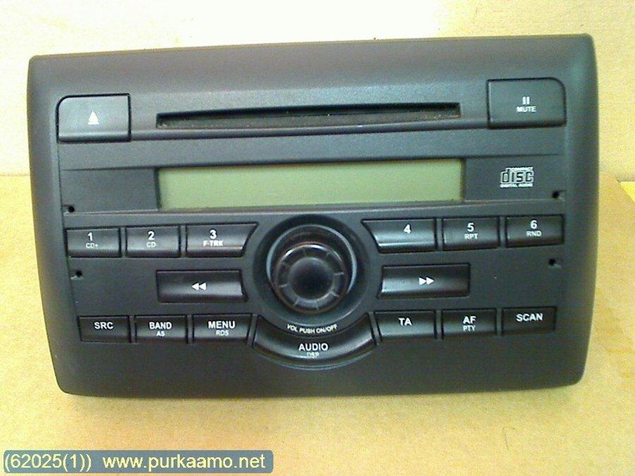 cd radio 735374218 fiat stilo 2004 rh varaosahaku fi Fiat Stilo 2003 Fiat Stilo Abarth