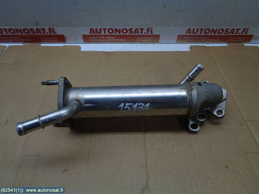 Exhaust Cooler, Ford Transit -2009