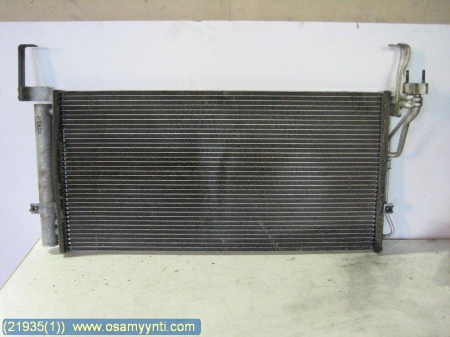 2002 hyundai santa fe radiator