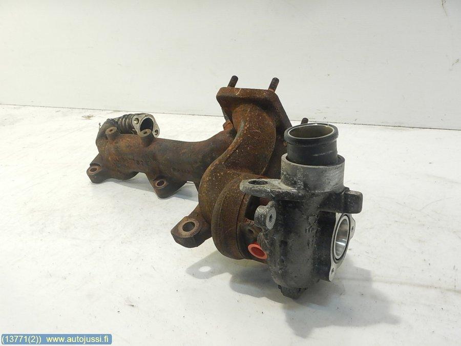 Turbo aggregate, VW Amarok -2012