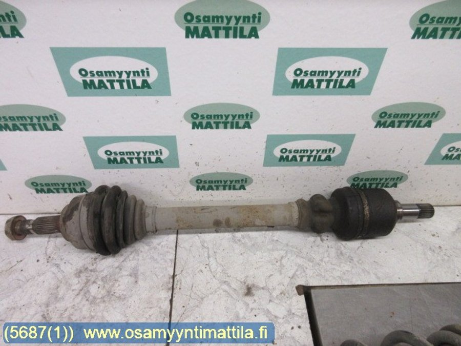 Opel Vivaro Moottori