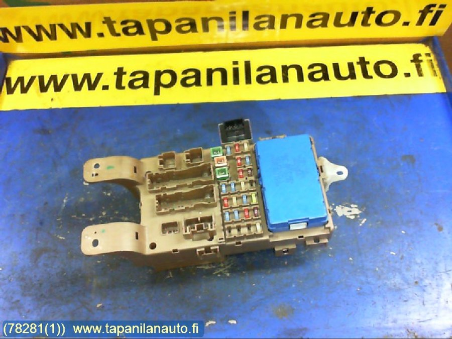 Fuse Box Electricity Central 8264102040 Toyota Corolla 2005rhvaraosahakufi: Fuse Box For Toyota Corolla 2005 At Gmaili.net