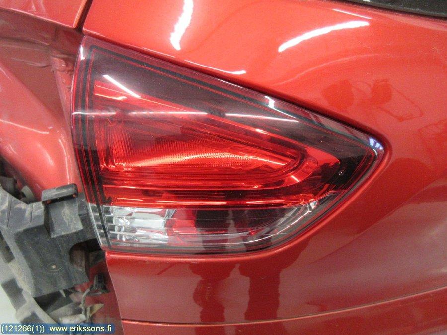 Steering wheel airbag, Nissan Qashqai -2011