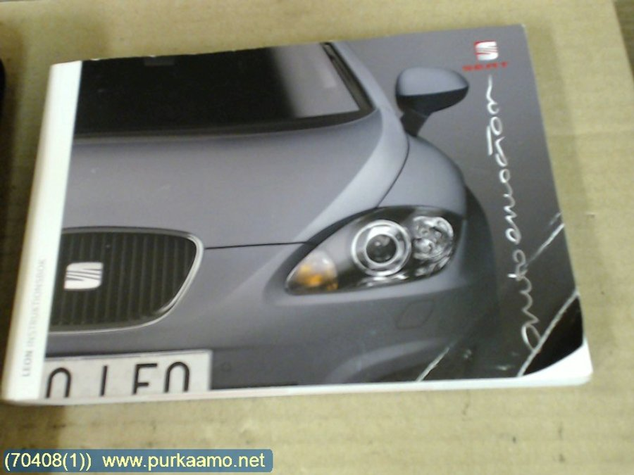Instruction manual seat leon 2011 sciox Gallery
