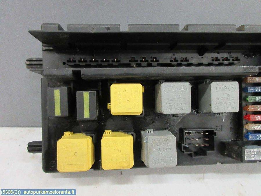 2011 Mercede Sprinter Fuse Box - Wiring Diagram 89