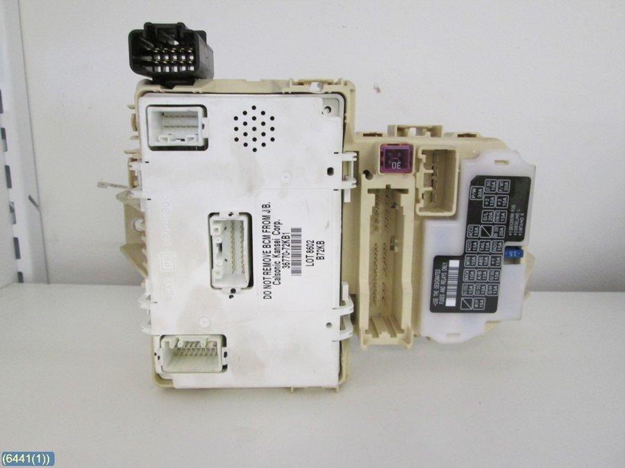 fuse box electricity central suzuki swift 2009