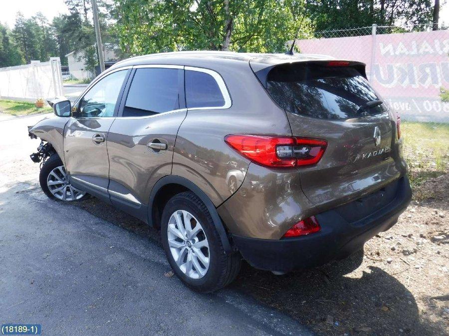 Renault Kadjar 2017 >> Demonterad Renault Kadjar 2017 Hos Karjalan Purku Pojat Oy