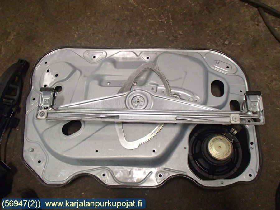 Window lifter electric complete, Ford Focus -2006