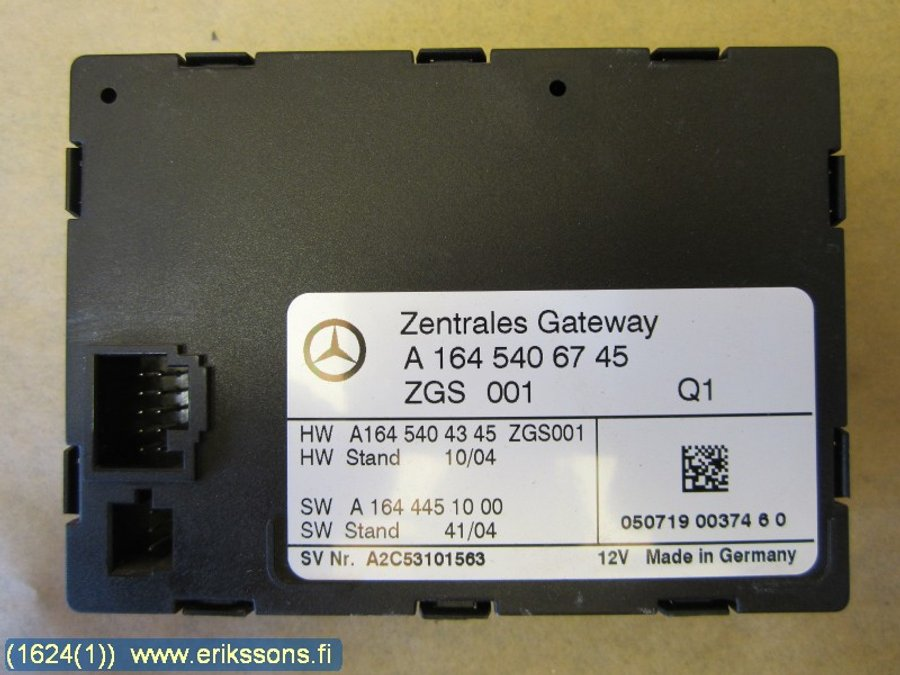 Other Control unit , Mercedes R-Class -2006