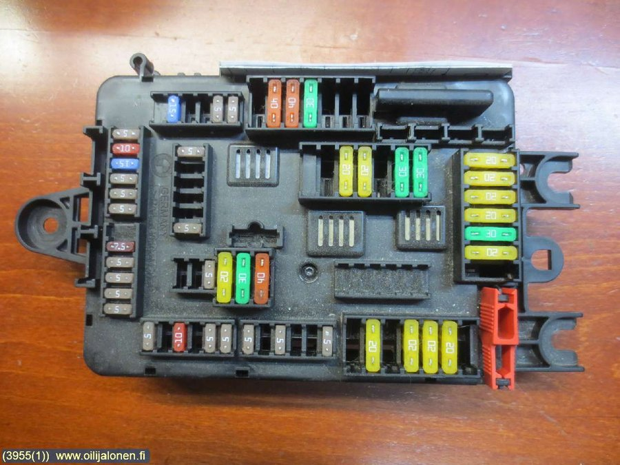 fuse box electricity central (61149389070 01) bmw 3 series 2016 bmw series 318i fuse box bmw fuse box 3 series #50