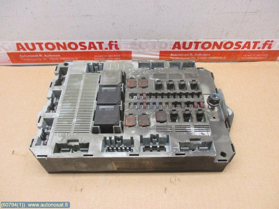 fuse box electricity central (8x2t 14b476 bd) jaguar xf 2008fuse box electricity central