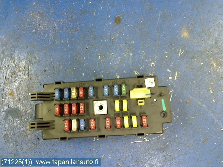 [DIAGRAM_34OR]  Fuse box / Electricity central - Chevrolet Epica -2009 | Chevrolet Epica Fuse Box |  | Varaosahaku