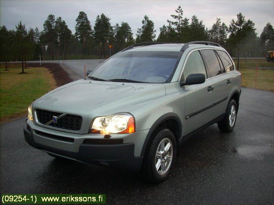 Demonterad Volvo Xc90 2003 Hos Auto Osa Kierratys Erikssons