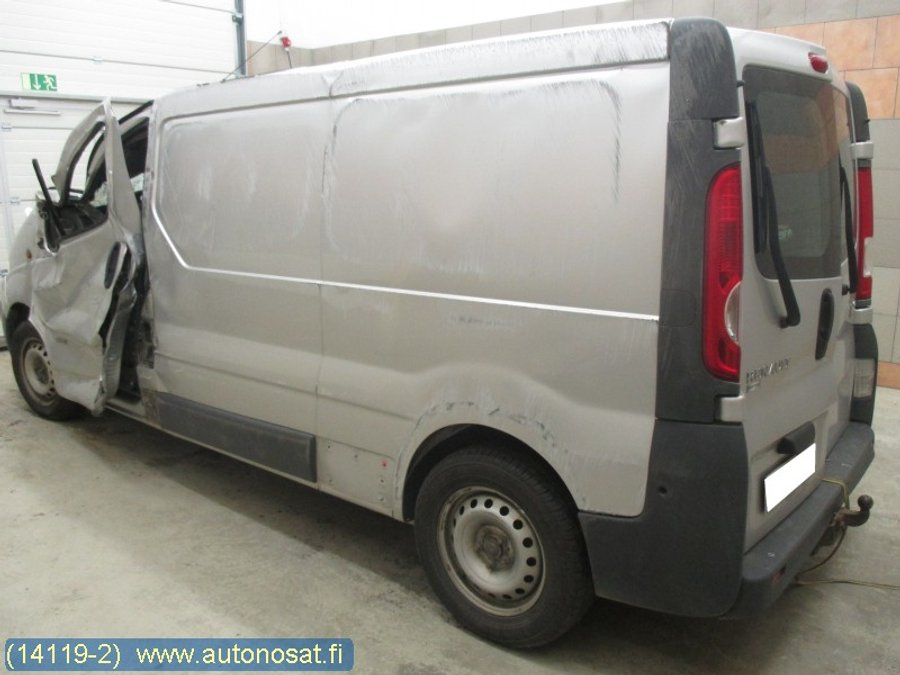 Other Control unit , Renault Trafic -2007