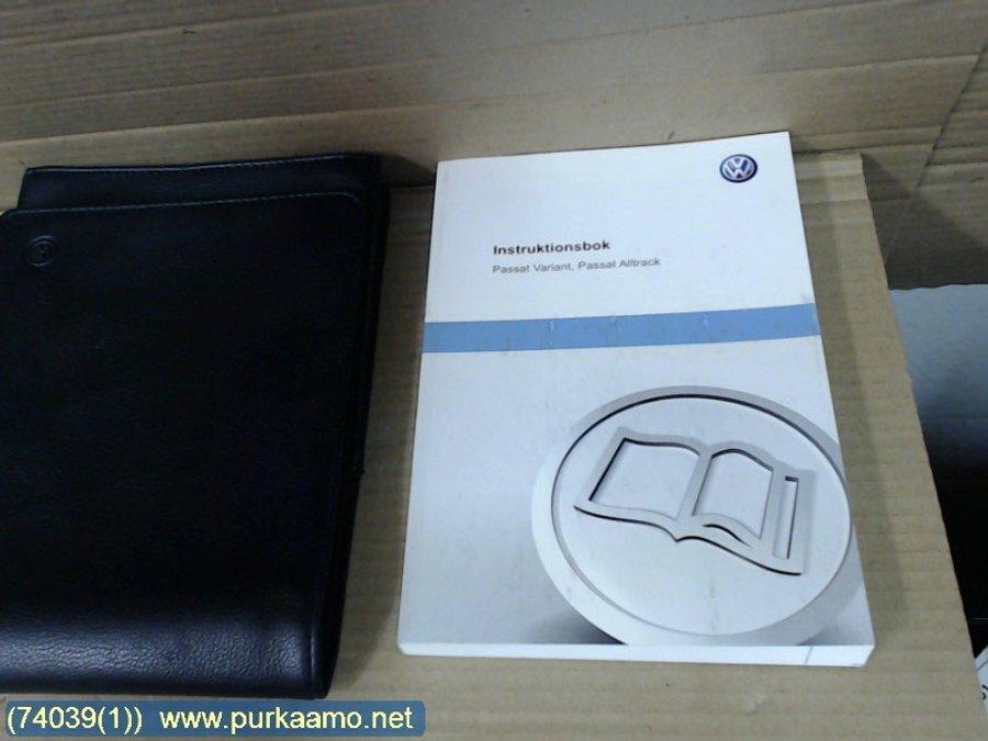 GENUINE NISSAN MICRA  K12 HANDBOOK MANUAL WALLET 2010-2013 PACK L-1020