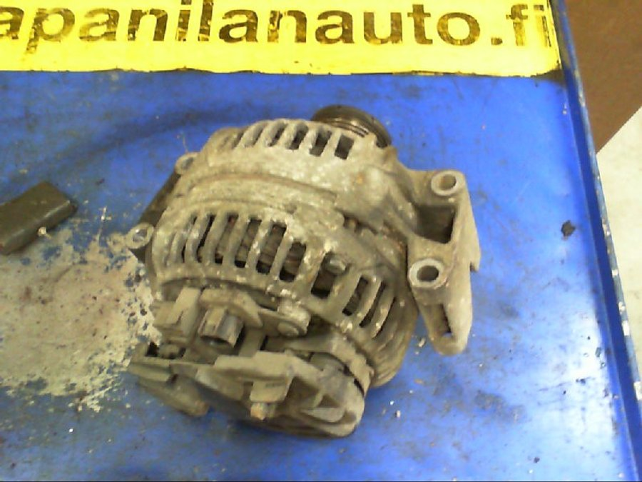2002 Jeep Grand Cherokee Alternator