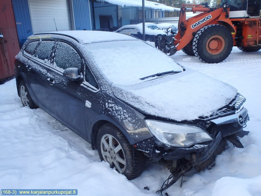 airbag control unit  13582437  - opel astra