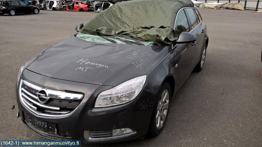 Opel Insignia Laatu
