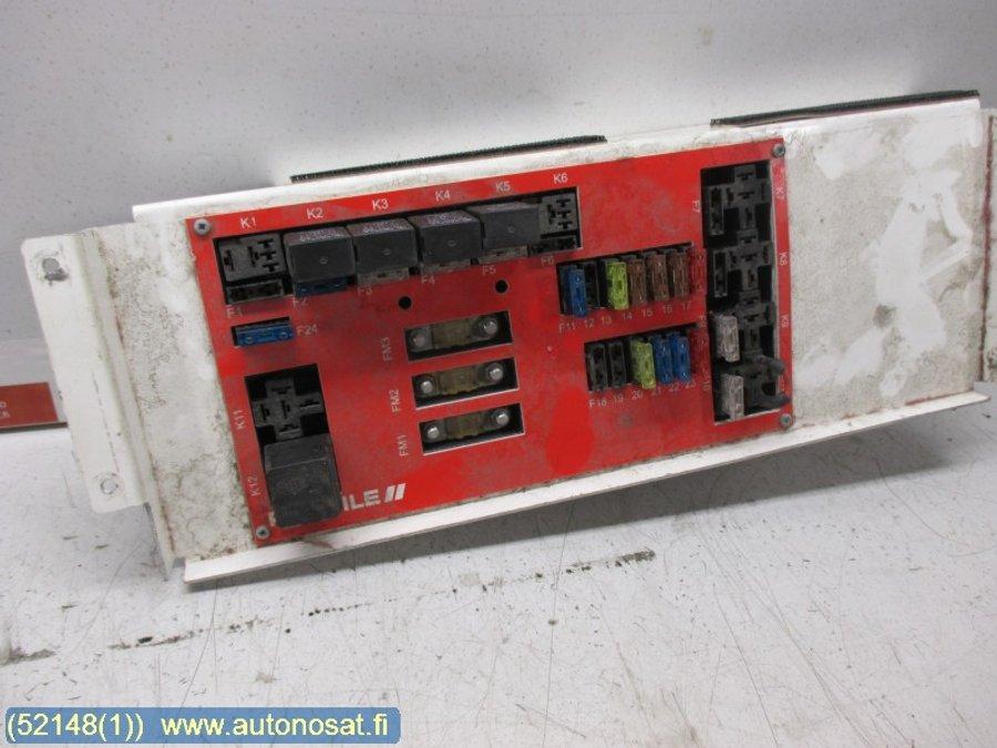 fuse box / electricity central (kuskin penkin alta) - mercedes sprinter - 2011