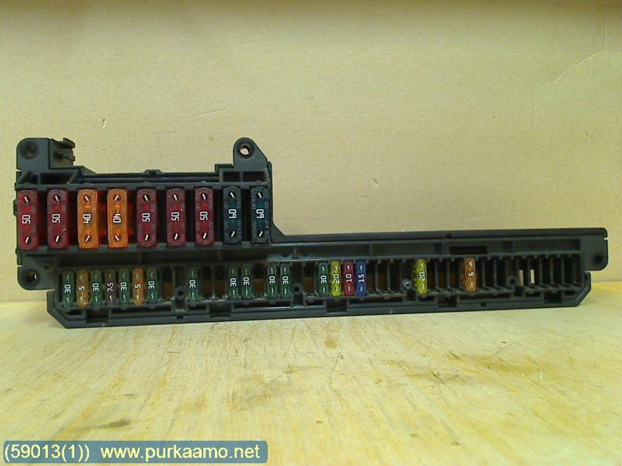 Astounding Fuse Box For 2004 BMW 5i Pictures - Best Image Wiring ...
