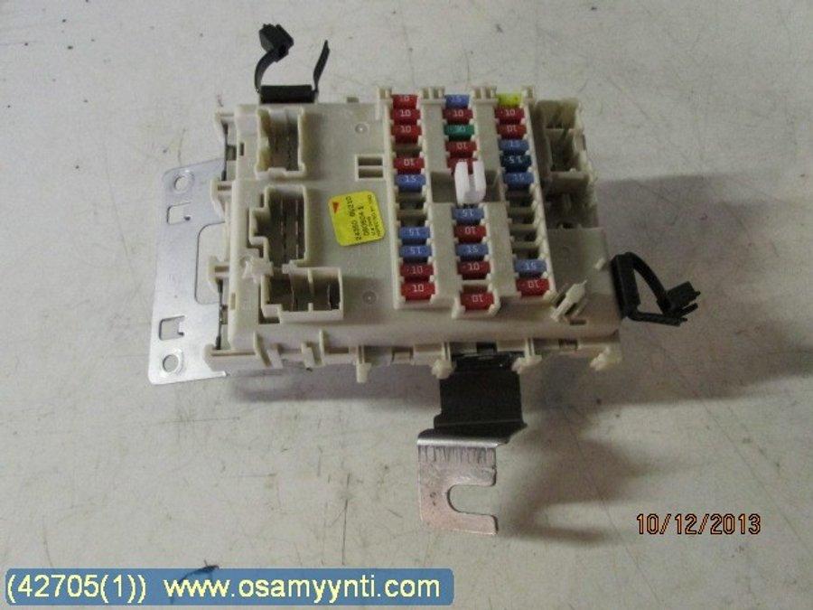 Fuse box / Electricity central - Nissan Almera -2005 Nissan Almera Fuse Box on nissan control module, nissan fuse boxes, nissan ignition lock, nissan pickup bed, nissan main fuse, nissan pickup coil, nissan iac valve, nissan temp sensor, nissan hood latch, nissan fuel cap, nissan safety relay, nissan frontier fuses and relays, nissan gas cap, nissan a/c relay, nissan altima 2005 fuse list, nissan frontier fuse panel, nissan brake line, nissan tie rod, nissan flywheel, nissan air cleaner,
