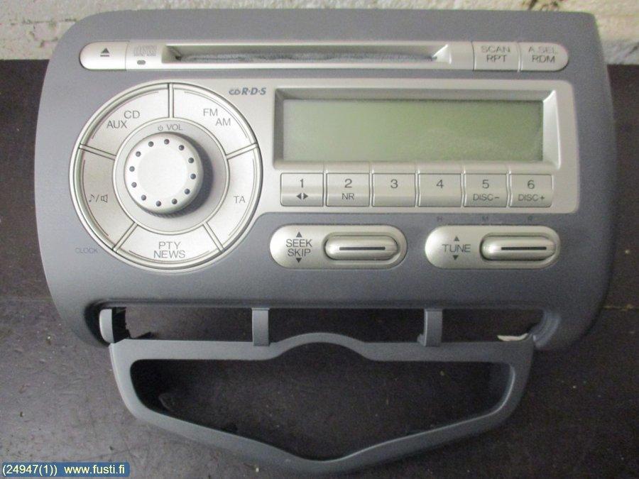 Cd Radio 39100 Saa E310 M1 Honda Jazz 2005