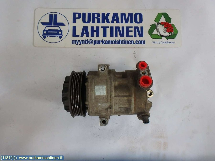 Central Locking Vacuum Pump 4a0 862 257 C Audi A6 S6 1995