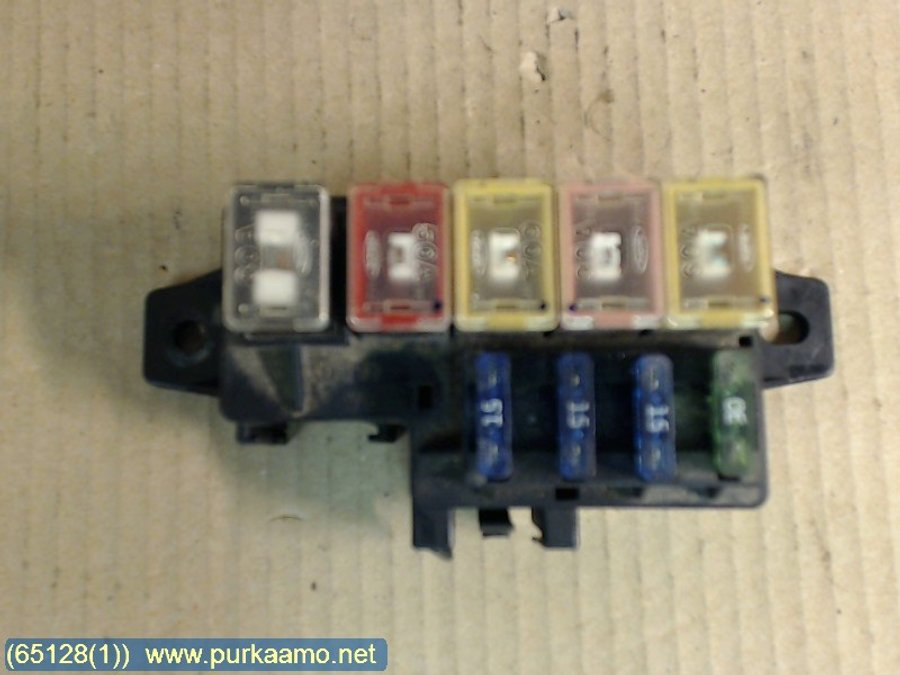 Fuse box suzuki grand vitara trusted wiring diagrams